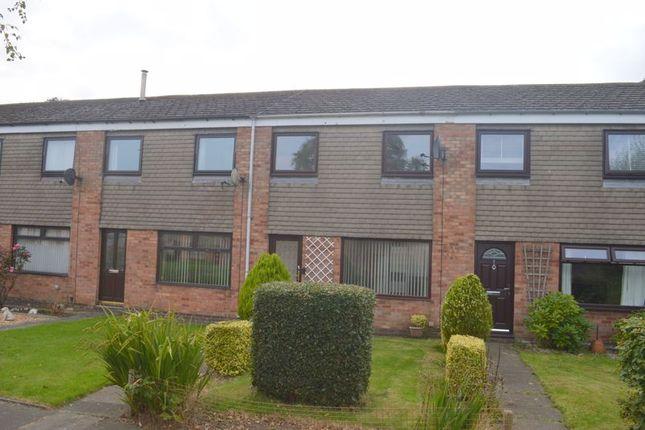 Thumbnail Terraced house for sale in Crosthwaite Terrace, Tweedmouth, Berwick-Upon-Tweed