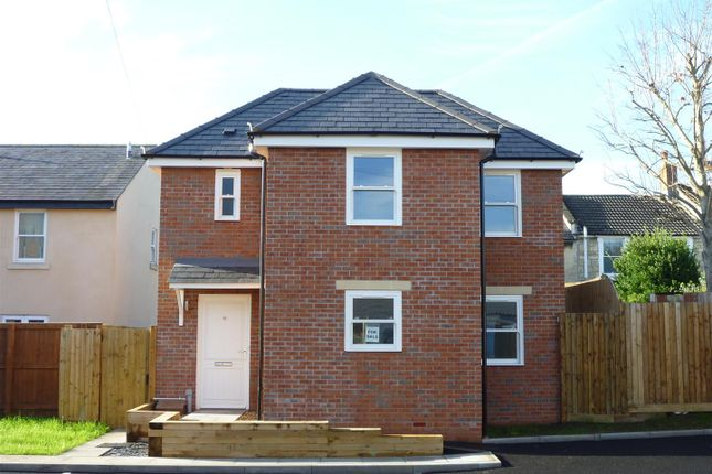 Thumbnail Detached house for sale in Adcroft Drive, Trowbridge