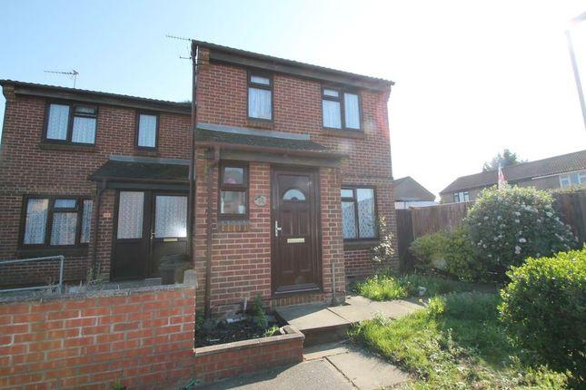 Thumbnail Semi-detached house to rent in Lovibonds Avenue, West Drayton