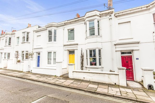 Thumbnail Terraced house for sale in Clifton Street, Brighton