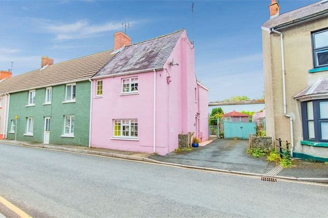 Thumbnail End terrace house for sale in Stone Street, Llandovery, Carmarthenshire