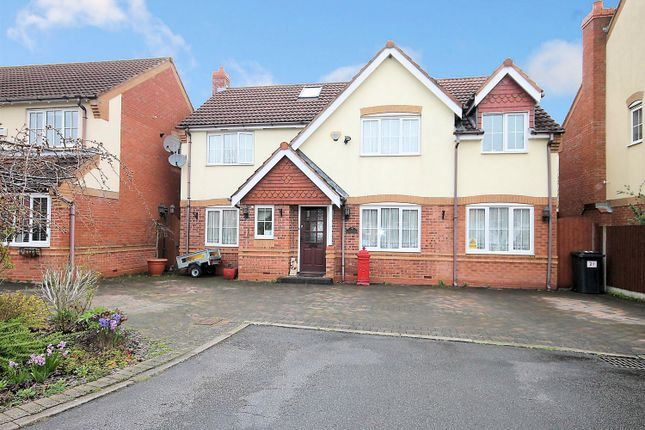 Thumbnail Detached house for sale in Talland Avenue, Amington Fields, Tamworth