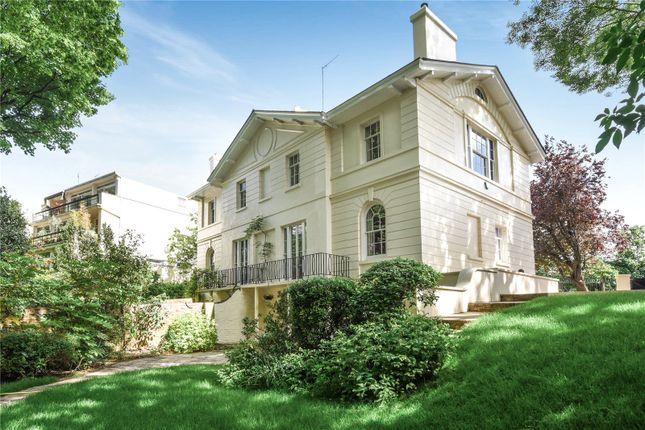 Thumbnail Semi-detached house for sale in Park Village East, Regent's Park, London