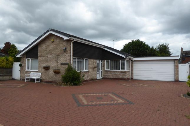 Thumbnail Bungalow for sale in Shawbury, Shrewsbury