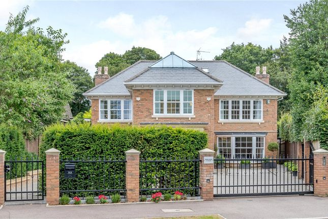 Thumbnail Detached house for sale in The Park, St. Albans, Hertfordshire
