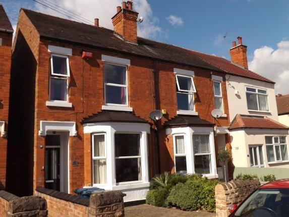 Thumbnail End terrace house for sale in Edward Road, West Bridgford, Nottingham