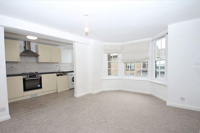 Thumbnail 2 bed flat to rent in Warwick Street, Worthing