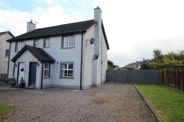 Thumbnail Semi-detached house to rent in Cairndore Park, Newtownards