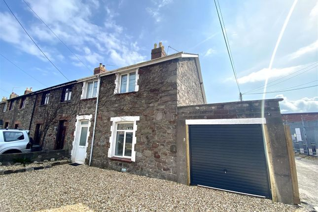 Thumbnail End terrace house for sale in Stone Cottages, Sudbrook, Caldicot