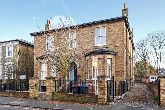 Thumbnail Flat to rent in Grange Road, Kingston Upon Thames