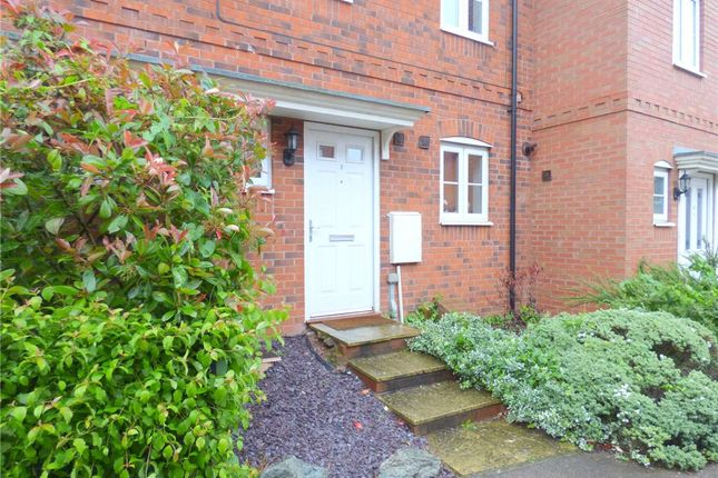 Terraced house for sale in Robins Corner, Evesham, Worcestershire