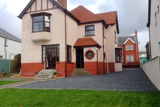 Thumbnail Detached house for sale in Valley Head, Hayston Avenue, Hakin, Milford Haven