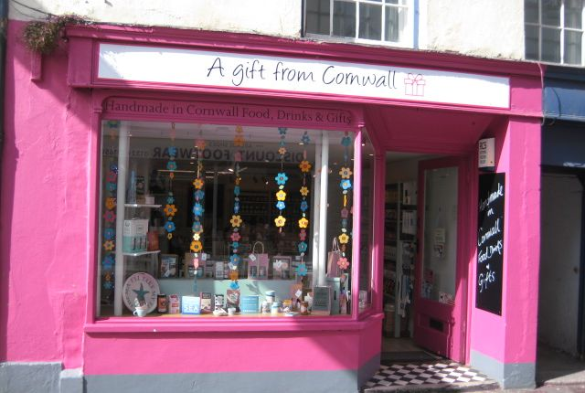 Thumbnail Retail premises for sale in 21 Arwenack Street, Falmouth, Cornwall