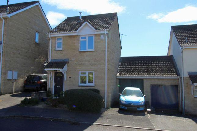 Thumbnail Link-detached house for sale in Rumble Dene, Pewsham, Chippenham