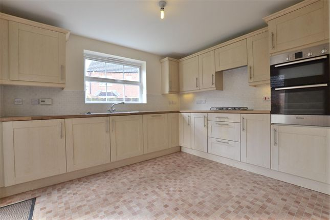 Thumbnail Detached house to rent in Chivenor Way, Kingsway, Quedgeley, Gloucester