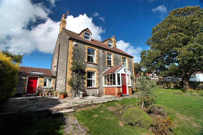 Thumbnail Detached house for sale in The Down, Alveston, Bristol