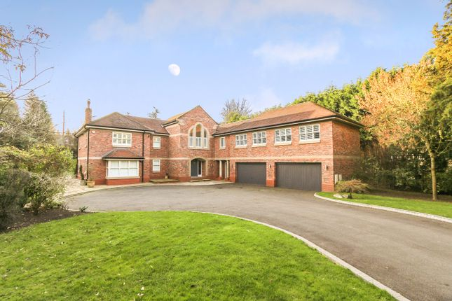 Thumbnail Detached house for sale in Underwood Road, Alderley Edge
