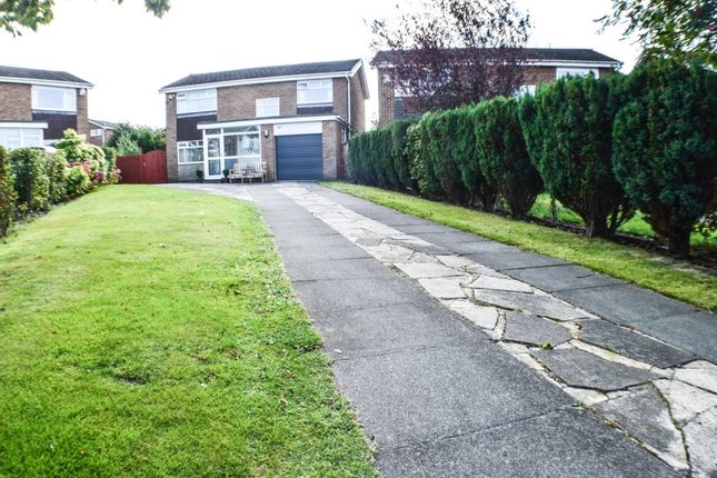 Thumbnail Detached house for sale in Horsley Avenue, Crawcrook