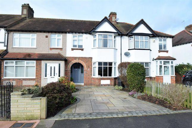 Terraced house for sale in Balmoral Avenue, Beckenham