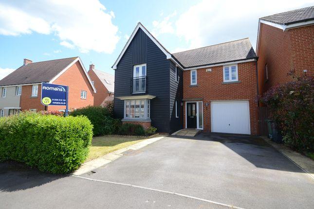 Thumbnail Detached house to rent in Appleton Drive, Basingstoke