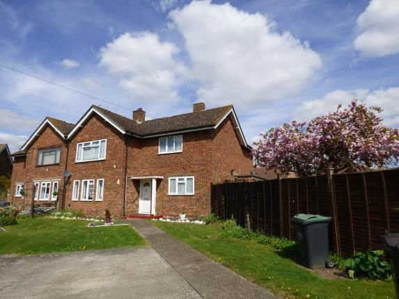Thumbnail Maisonette for sale in Mackenders Close, Eccles, Aylesford