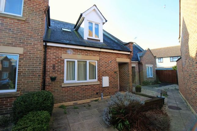 Thumbnail Terraced house for sale in Alexander Mews, Harlow