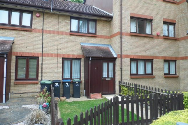 Thumbnail Terraced house for sale in Mortimer Drive, Enfield