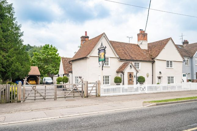 Thumbnail Detached house for sale in Nunnery Street, Castle Hedingham, Halstead