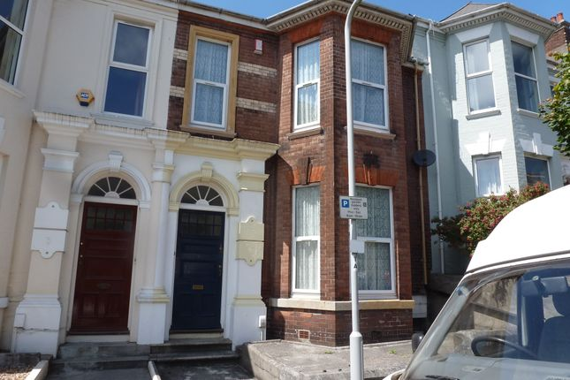 Thumbnail Terraced house for sale in Kingsley Road, Mutley, Plymouth