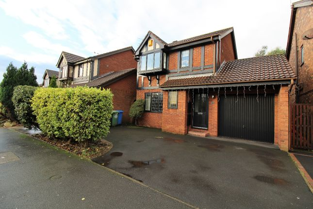 Thumbnail Detached house for sale in Wolsey Close, Cleveleys