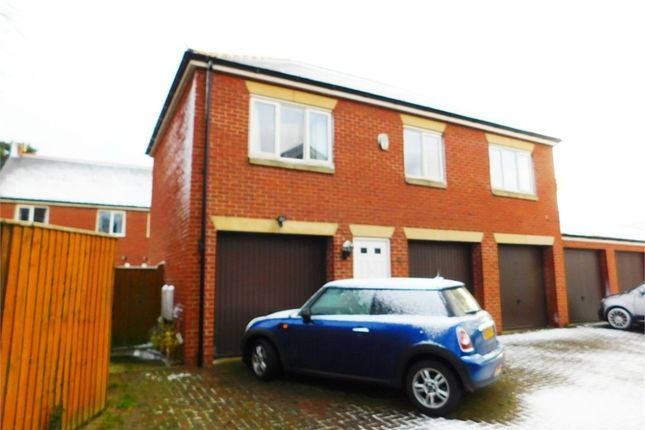 Thumbnail Flat for sale in Osprey Drive, Great Coates, Grimsby, Lincolnshire