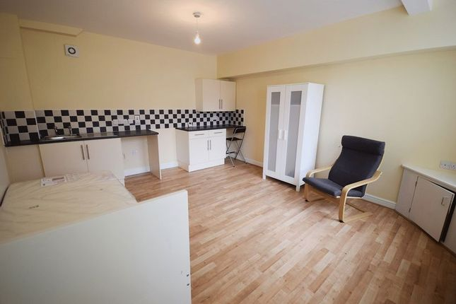 Thumbnail Flat to rent in Newcastle Street, Burslem, Stoke-On-Trent