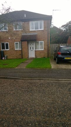Thumbnail Terraced house to rent in Brackyn Road, Cambridge