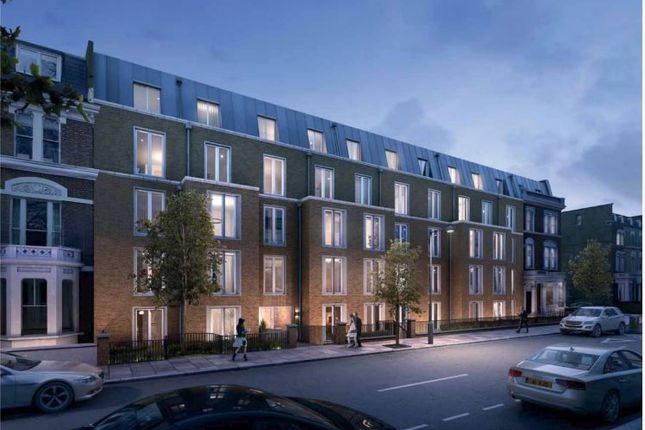 Thumbnail Flat to rent in 34 The Atelier, Sinclair Road, London