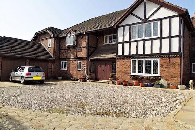 5 bed detached house for sale in Kellet Lane, Bamber Bridge, Preston PR5