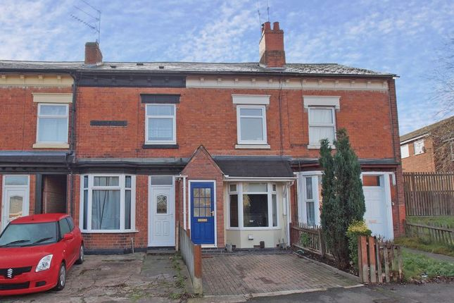 Thumbnail Terraced house for sale in Beoley Road West, Redditch
