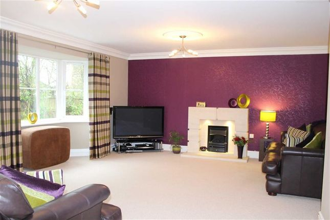 Thumbnail Detached house for sale in Mallowdale, Fulwood, Preston