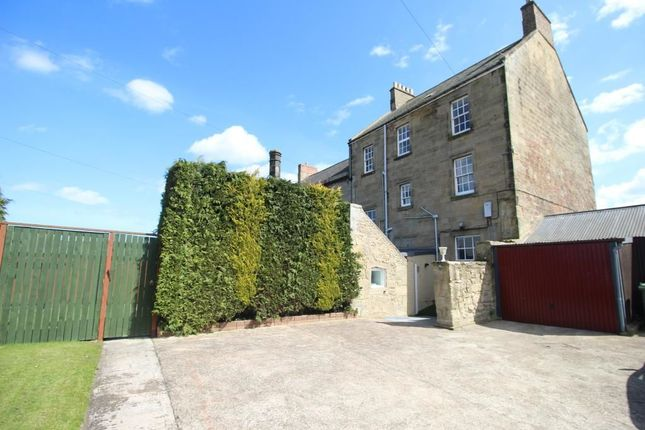 Thumbnail Semi-detached house for sale in The Castle, Whittingham, Alnwick