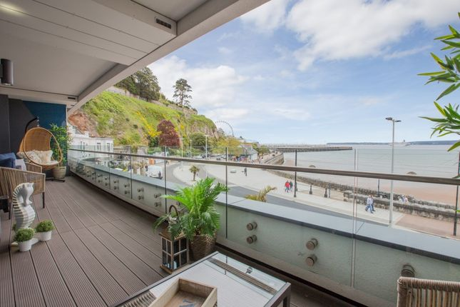 Thumbnail Flat for sale in Abbey Sands, Torquay