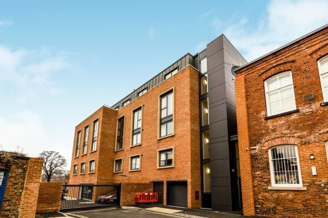 Thumbnail Flat for sale in Chapel Apartments, Union Terrace, York, North Yorkshire