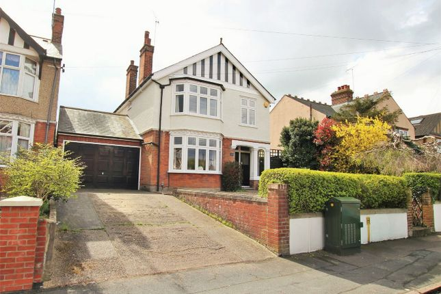 Thumbnail Detached house for sale in Maldon Road, Colchester, Essex