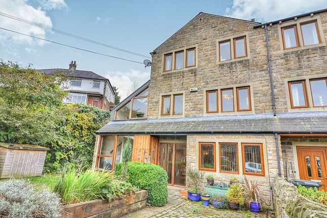 Thumbnail Terraced house for sale in Hall Bank Lane, Mytholmroyd, Hebden Bridge