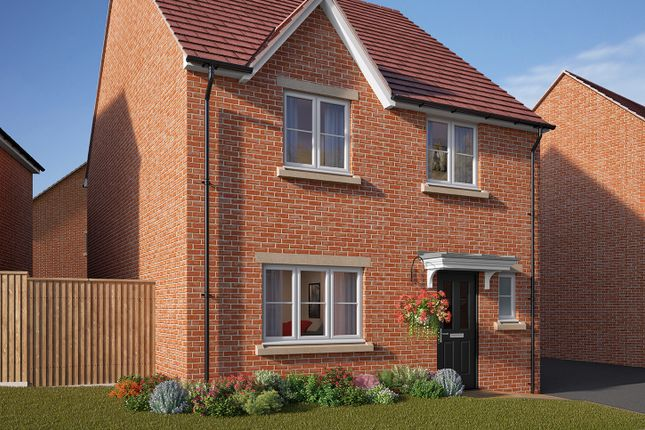"""Thumbnail Detached house for sale in """"The Mylne"""" at Cobblers Lane, Pontefract"""