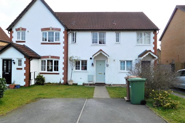 Thumbnail Terraced house for sale in Llys Y Coed, Forgemill, Ystrad Mynach