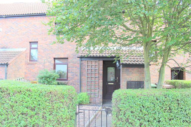 Thumbnail Terraced house to rent in Pilton Close, Paston, Peterborough