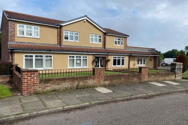 Thumbnail Detached house for sale in Elm Drive, Bedlington