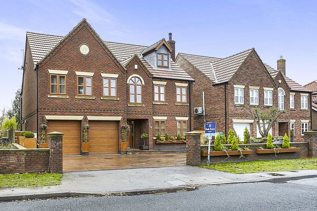 Thumbnail Detached house for sale in Thorn Road, Hedon, Hull