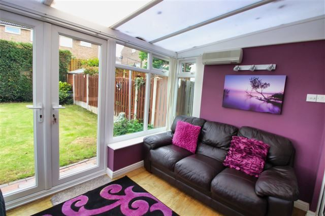 Conservatory of Finch Rise, Aston, Sheffield S26