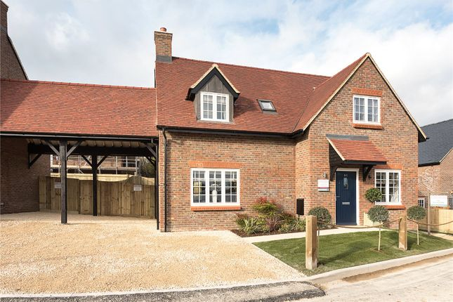 Thumbnail Property for sale in Slough Lane, Saunderton, High Wycombe, Buckinghamshire