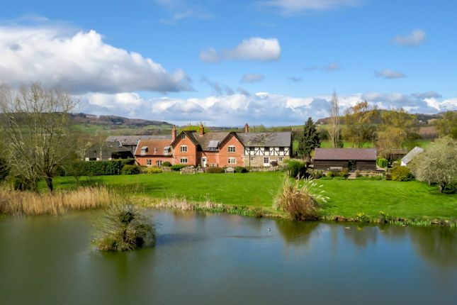 Thumbnail Detached house for sale in Brinsop, Hereford